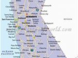 Map Of north California Cities Map Of southern California Cities California Maps California Map