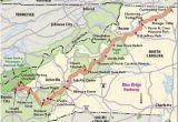 Map Of north Carolina Mountains north Carolina Scenic Drives Blue Ridge Parkway asheville Here I