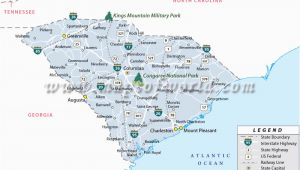 Map Of north Carolina State Parks south Carolina State Parks Map Beautiful north Carolina State Parks