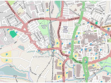 Map Of northamptonshire England St James End northampton Wikipedia