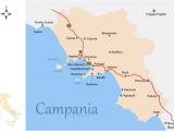 Map Of northeast Italy Anthony Grant Baking Bread Amalfi Coast Amalfi southern Italy