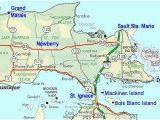 Map Of northeast Michigan Map Of Eastern Upper Peninsula Of Michigan Trips In 2019 Upper