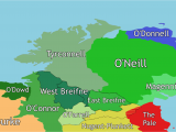 Map Of northen Ireland File northern Ireland C 1500 Png Wikimedia Commons