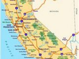Map Of northern California Cities and towns Map Of Major Cities Of California Maps In 2019 California City