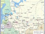 Map Of northern Europe and Russia Europe Russia Political Map