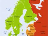 Map Of northern Europe and Russia northern Europe Aa A A Irelanda northern Europe Finland