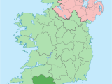 Map Of northern Ireland and Republic Of Ireland County Cork Wikipedia