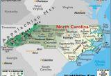 Map Of Ocean isle north Carolina Mountains In north Carolina Map Secretmuseum