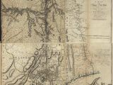 Map Of Ohio and New York 1775 to 1779 Pennsylvania Maps