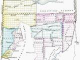 Map Of Ohio and Surrounding States Map Lebanon Ohio Secretmuseum