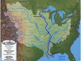 Map Of Ohio River and Mississippi River Ohio River Revolvy