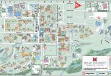 Map Of Ohio State University Campus Oxford Campus Maps Miami University