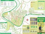Map Of Ohio University Campus Cycle Path Bicycles the Cycle Logical Choice In athens Ohio