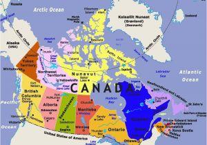 Map Of Ontario and Quebec Canada Ontario Michigan Map Secretmuseum