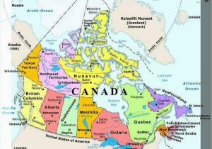 Map Of Ontario and Quebec Canada Plan Your Trip with these 20 Maps Of Canada