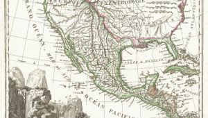 Map Of orange Texas File 1810 Tardieu Map Of Mexico Texas and California Geographicus