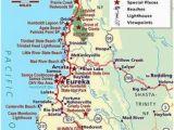 Map Of oregon Coastline Washington and oregon Coast Map Travel Places I D Love to Go