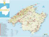 Map Of Palma De Mallorca Spain 25 Elegant Karte Mallorca
