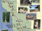 Map Of Paradise California Road Trip Up the California Coast This Idea Could Make A Fun