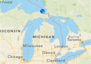 Map Of Paradise Michigan Paradise Michigan Adventures Around Every Turn the Perfect