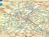 Map Of Paris France Landmarks Maps Of Paris You Need to Easily Find Your Way and Visit the