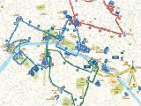 Map Of Paris France Landmarks Paris Hop On Hop Off Combo Sightseeing Bus and Seine River Cruise