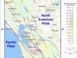 Map Of Pleasanton California Hayward Fault Zone Wikipedia