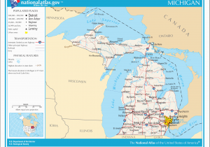 Map Of Port Austin Michigan Datei Map Of Michigan Na Png Wikipedia