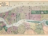 Map Of Powell Ohio Historic Land Ownership Maps atlases Online