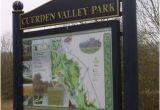 Map Of Preston England Map Board Picture Of Cuerden Valley Park Preston