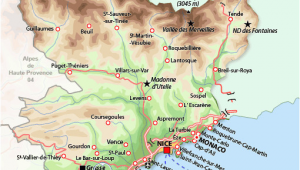 Map Of Provence In France southern France Map France France Map France Travel
