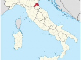 Map Of Ravenna Italy Province Of Ravenna Wikipedia