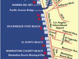 Map Of Redondo Beach California Marvin Braude Bike Trail Wikipedia