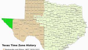 Map Of Refugio Texas Time Zone Map Texas Woestenhoeve