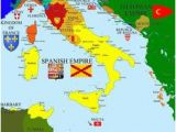 Map Of Renaissance Italy 1494 16 Best Military History Circa 1500 1700 Images Military History