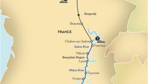 Map Of Rivers In France Paris Rivers Ra Os Paris River Cruise Seine River Cruise France