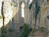 Map Of Ronda Spain the Gorge New Bridge Ronda Spain Hill town Ronda