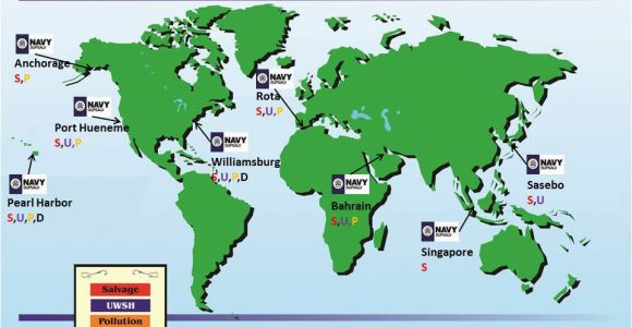 Map Of Rota Spain Naval Base Naval Sea Systems Command Home Supsalv Essm Location