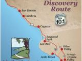 Map Of Route 1 California 91 Best Travel Blog Highway 1 Discovery Route Images Central