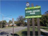 Map Of Royal Oak Michigan Starr Jaycee Park 13 Mile Rd East Of Crooks Rd Royal Oak Mi