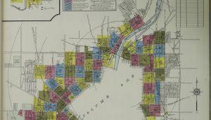 Map Of Saginaw County Michigan Sanborn Maps Michigan Saginaw County Library Of Congress