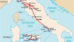 Map Of Salerno Italy Ultimate Italy the Best Of Italy In Two Insane Weeks In Brief
