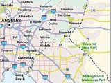 Map Of San Dimas California Amazon Com Los Angeles County Map Laminated 36 W X 37 H