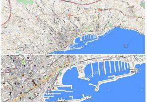 Map Of San Remo Italy Italian Riviera Map Stockfotos Italian Riviera Map Bilder Alamy