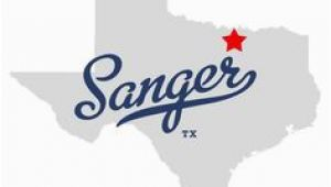 Map Of Sanger Texas 16 Best Sanger Texas Images Sanger Texas Appliance Packages Art
