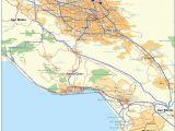 Map Of Santa Cruz California area Santa Cruz County Ca California Maps Map Of California