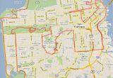 Map Of Santa Monica California Us Highway 101 California Map New Map Od California Sudanucuz High