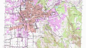 Map Of Santa Rosa California Santa Rosa Map Of California Klipy org