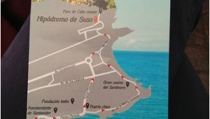 Map Of Santander Spain Img 20161119 154115 Large Jpg Picture Of El HiPodromo De Suso