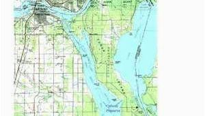 Map Of Sault Sainte Marie Michigan Map Of Sugar island Off Of Sault Ste Marie Michigan and Sault Ste